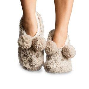 Lemon Collection Bear Slippers